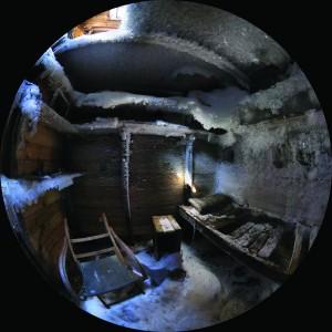 Mawson's Room, Cape Denison, Antartica. (c) 2008 Peter Morse.