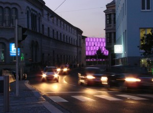 Lentos Gallery, Linz_Photo by Herb Enns
